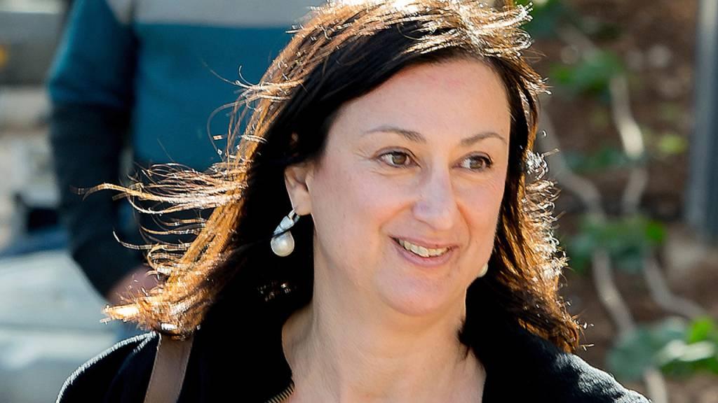 Prozess um ermordete Journalistin auf Malta - Sohn im Zeugenstand