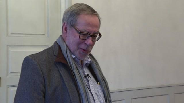 Nach 12 Jahren: Stadtvater Tschäppät tritt ab