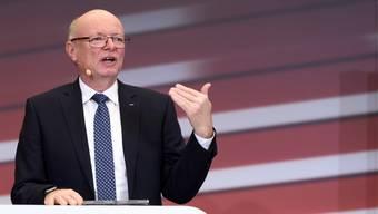 Ab 1.April 2020 im Amt – der designierte SBB-Chef Vincent Ducrot.