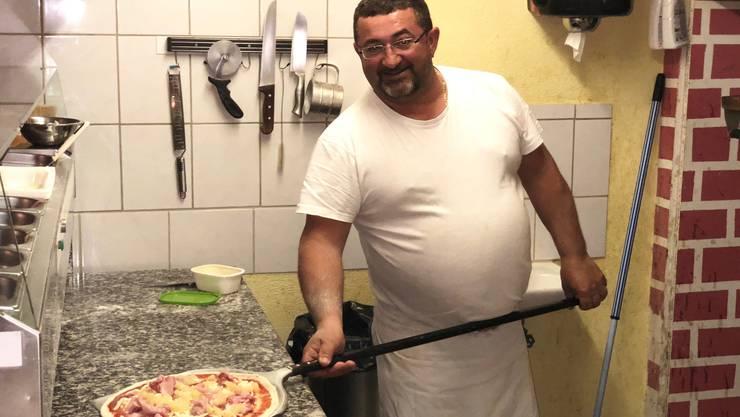 Gerardo Prota alias Zio Gerry braucht mehr Zeit für die Familie.