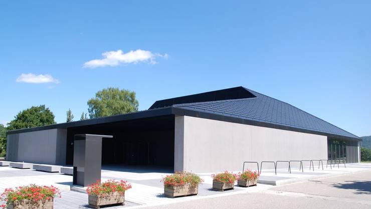 Die Stadthalle Laufenburg wird in Architektenkreisen wahrgenommen und gewürdigt. sh