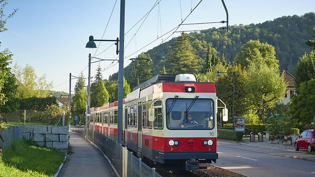 Schmalste Schweizer Schmalspurbahn geht für Umbau ausser Betrieb