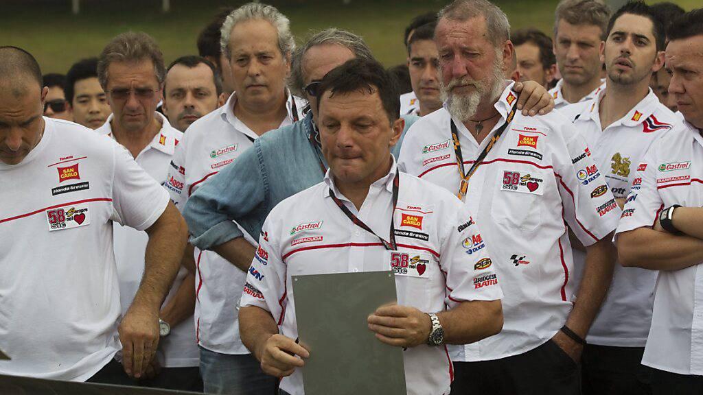 Ex-Fahrer und Teamchef Fausto Gresini gestorben