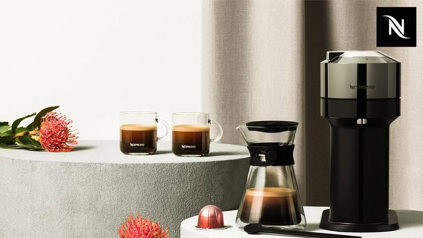 Gewinne ein Jahr lang gratis Nespresso Kaffee