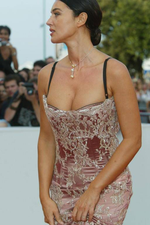 Monica Bellucci (© Getty Images)