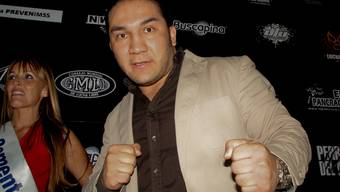 Der mexikanische Wrestler Pedro Aguayo Ramirez stirbt während einer Show.