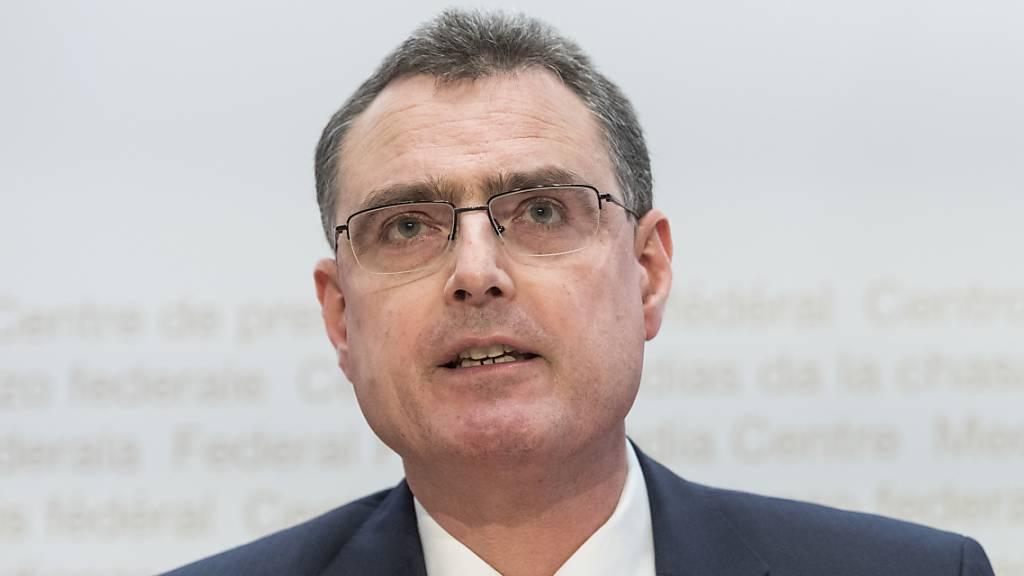Jordan: Coronakrise trifft die Schweizer Wirtschaft hart