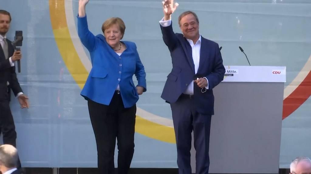 Wahlkrimi in Deutschland geht in die Verlängerung