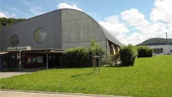 Einmal mehr figuriert die neue Eishalle auf der Traktandenliste der Gemeindeversammlung. (Archiv)