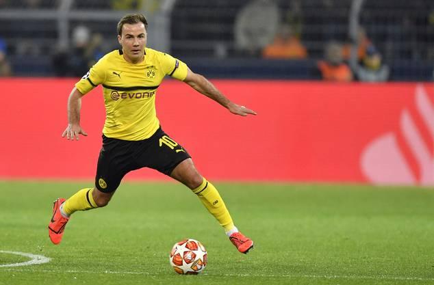 Auch Mario Götze hat mit seinem Ex-Verein, dem FCB noch eine Rechnung offen.