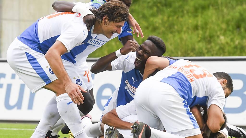 Lausanne verspielt weitere Punkte im Aufstiegsrennen