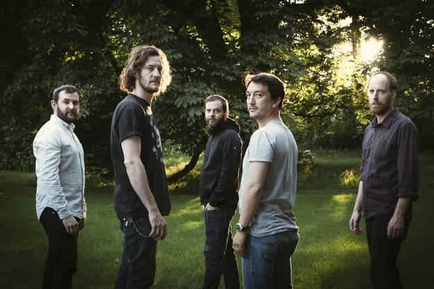 Die Band veröffentlichte kürzlich ihr neustes Album, «Bedrohte Art».