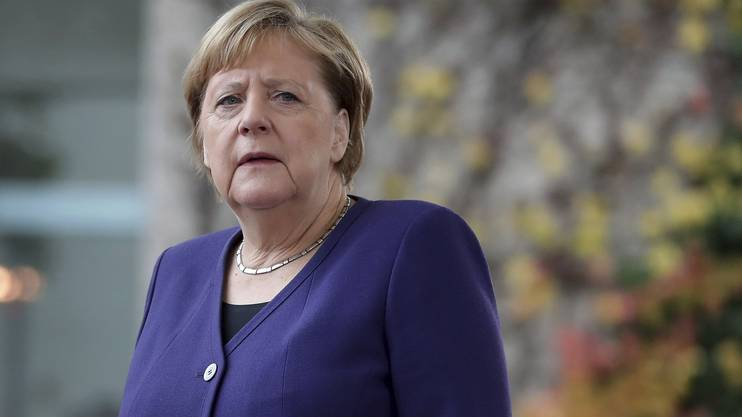 Kanzlerin Angela Merkel schweigt – zu oft für viele.