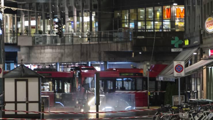 Beim verdächtigen Gegenstand, der am 25. November in Bern von einem Roboter gesprengt worden war, handelte es sich um ein Kunstobjekt. (Archivbild)