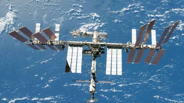 Die Internationale Raumstation ISS (Bildquelle: NASA)