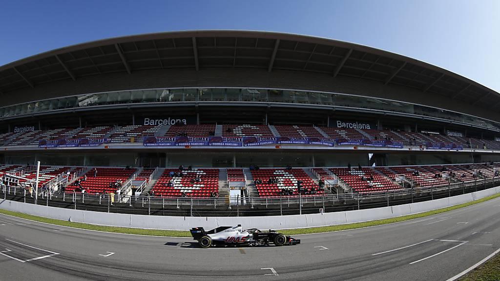 Louis Delétraz wird Ersatzfahrer im Team Haas