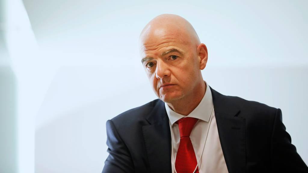 Fifa verteidigt Infantino: Spitzenfunktionär schliesst Komplott nicht aus