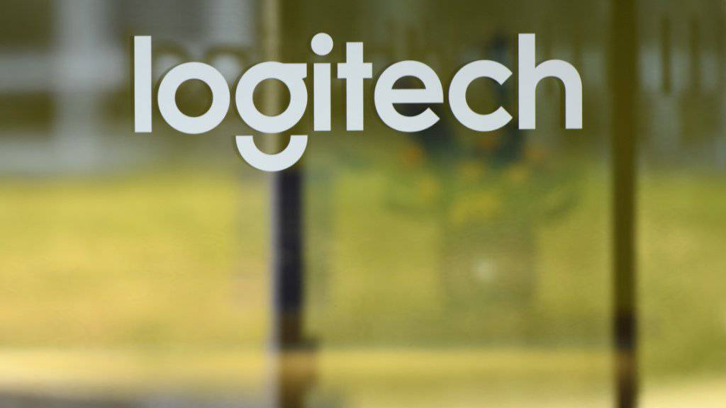 Logitech-Konzern weiter auf Wachstumskurs