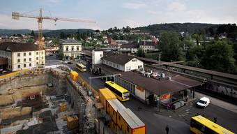 Bis 2020 soll das Bahnhofsgebäude Liestal ersetzt werden.