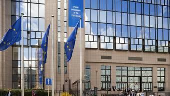 Hauptsitz des Rats der Europäischen Union in Brüssel (Symbolbild)