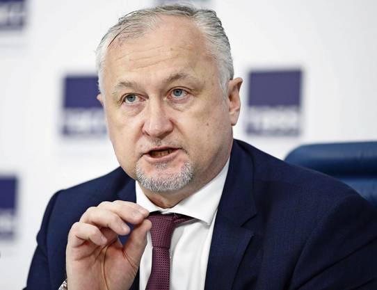 Russlands Antidoping-Direktor Juri Ganus.