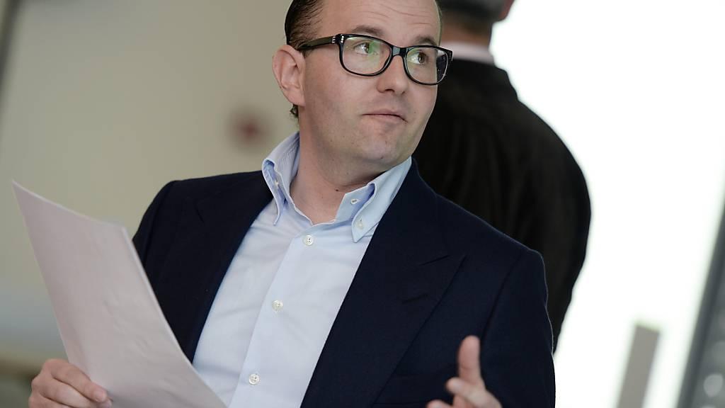 Die Priora Suisse des Bündner Investors Remo Stoffel wird am Flughafen Zürich enteignet. Der Flughafen will auf ihrem Grundstück eine Frachthalle bauen. (Archivbild)