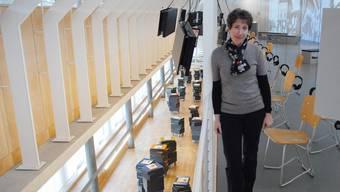 Leiterin Barbara Welter plant für 2014 im Historischen Museum eine Sonderausstellung zum europäischen Friedenskongress 1714