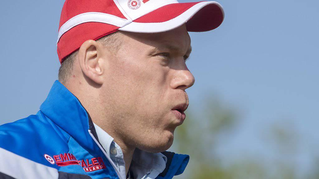 Matthias Sempach wird von gesundheitlichen Problemen nicht verschont