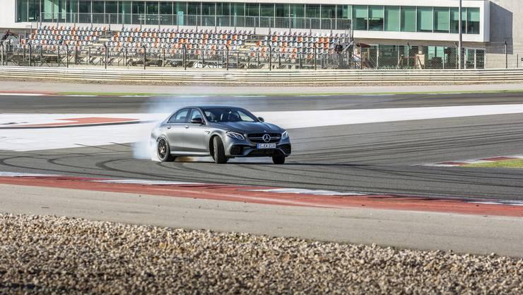 Mercedes-AMG E63S