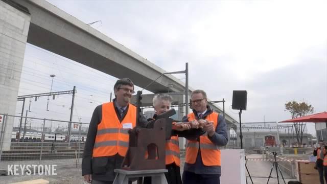 Die zweite Etappe der Zürcher Durchmesserlinie wurde am Montag, 26. Oktober eingeweiht.