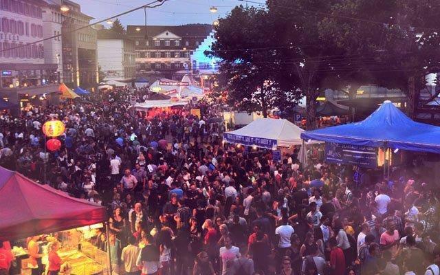 St.Galler Fest (© FM1Today)