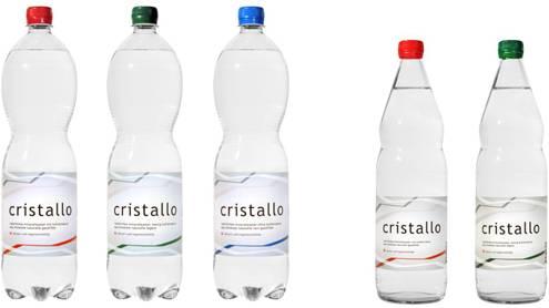 Cristallo: Mineralwasser aus Lostorf