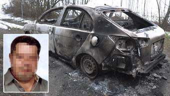 Nach umfangreichen Ermittlungen folgte nun die traurige Gewissheit: Beim Leichnam aus dem ausgebrannten Autowrack von Brittnau handelt es sich um Alfred Tanner.