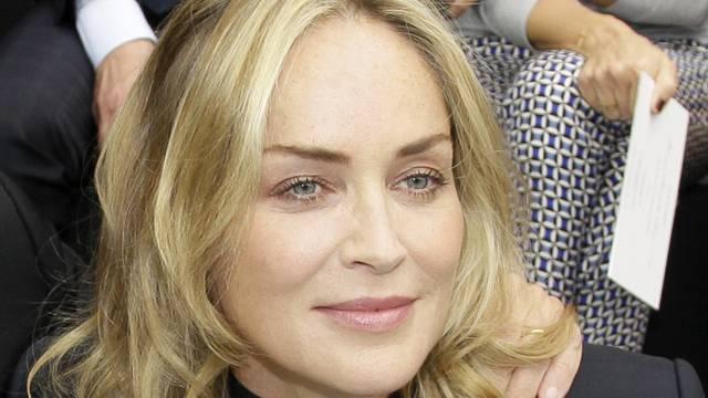Hollywood-Star Sharon Stone droht Ärger (Archiv)