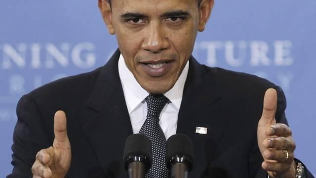 Volle Atomkraft voraus: US-Präsident Obama will auf der Atomenergie-Spur bleiben