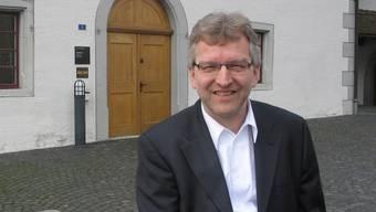 Pfarrer Markus Sahli wird theologischer Leiter im Kloster Kappel. Er freut sich auf die neue Herausforderung. (Bild Marianne Voss)