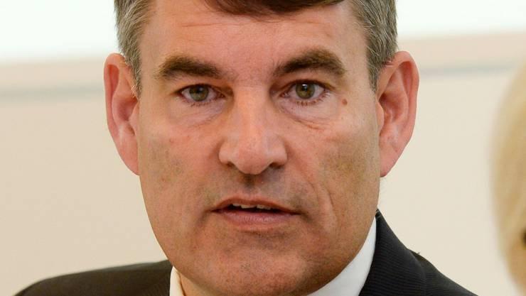 Regierungspräsident Kanton Schaffhausen (FDP), Präsident der Konferenz der Erziehungsdirektoren der Deutschschweiz (D-EDK)