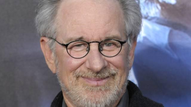 Erhält mal wieder eine Auszeichnung: Regisseur Steven Spielberg (Archvi)