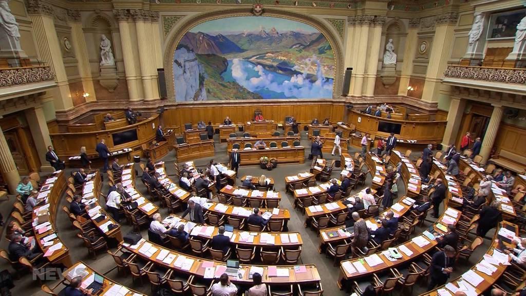 Nationalrats- und Ständeratswahlen 2019