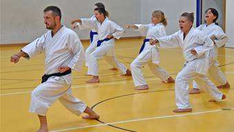 Karate-Schule in Trimbach