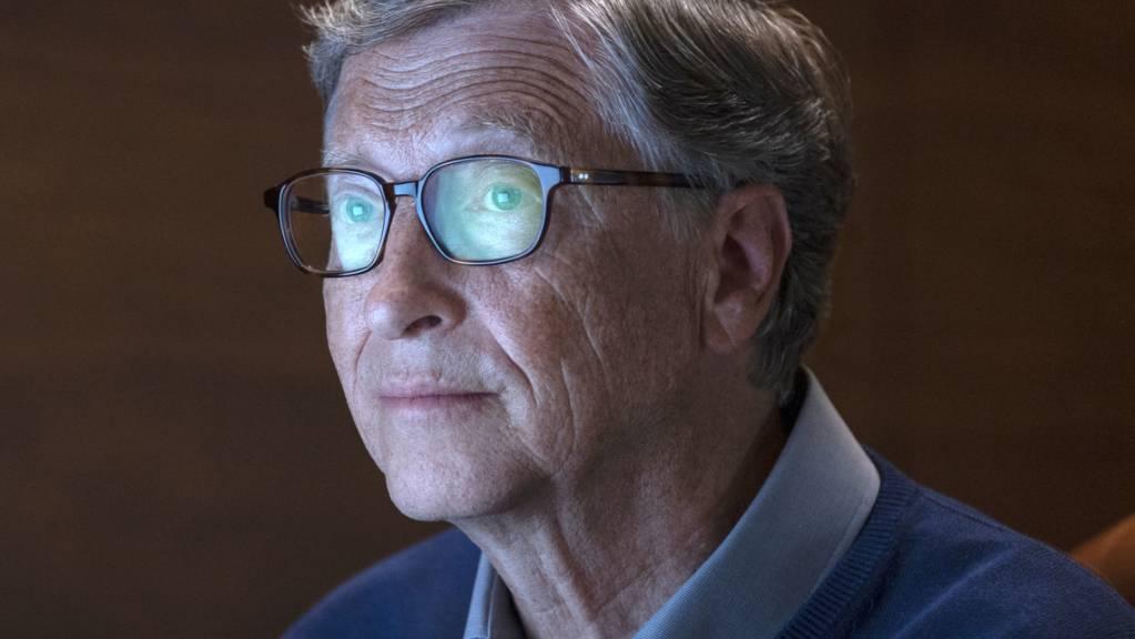 Microsoft-Gründer Bill Gates gilt als einer der reichsten Männer der Welt. (Archivbild)