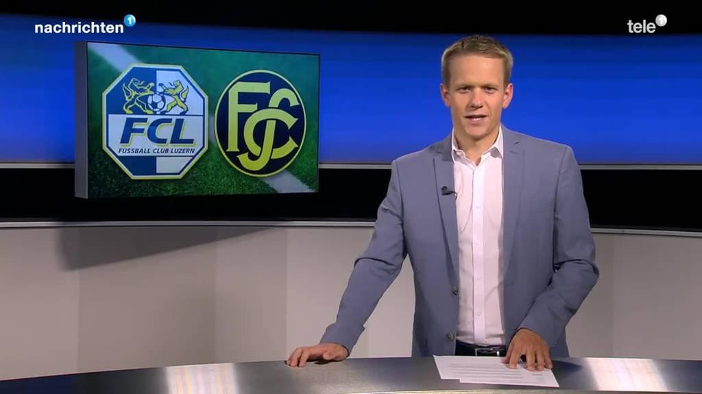FCL Test gegen Schaffhausen