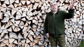 Der Wald und seine Zukunft, das ist Peter Suters Leidenschaft und die Berufung. bkr