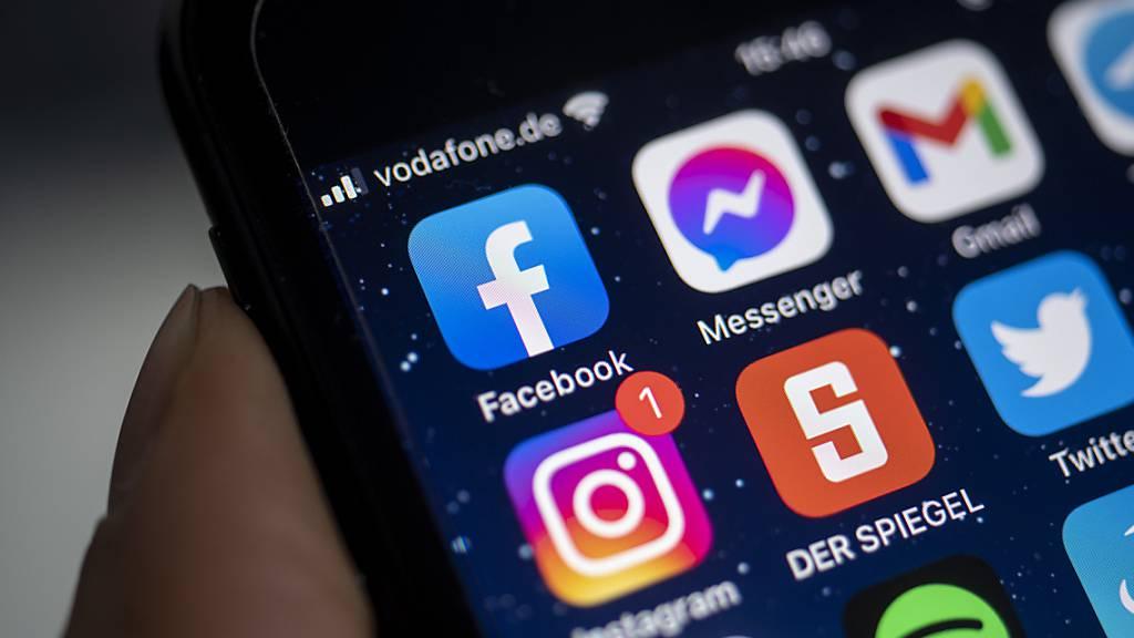 Instagram und Facebook lassen Like-Zahlen ausblenden