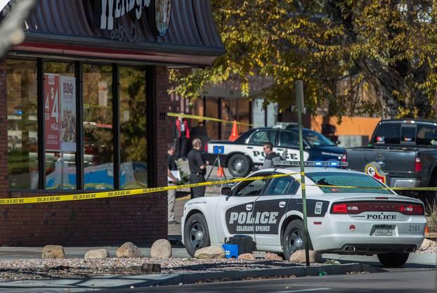 Bei einer Schiesserei in Colorado Springs sterben vier Menschen.