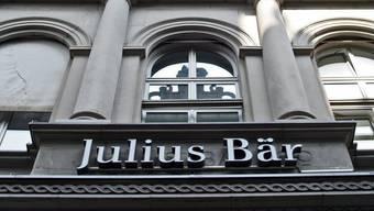 Will nach dem Grosseinkauf bei der US-Bank Merrill Lynch den Rotstift ansetzen: Julius Bär (Archiv)