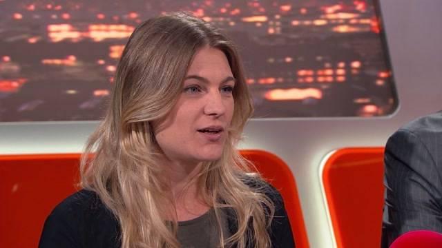 Angela Magdici nimmt Prozess gelassen