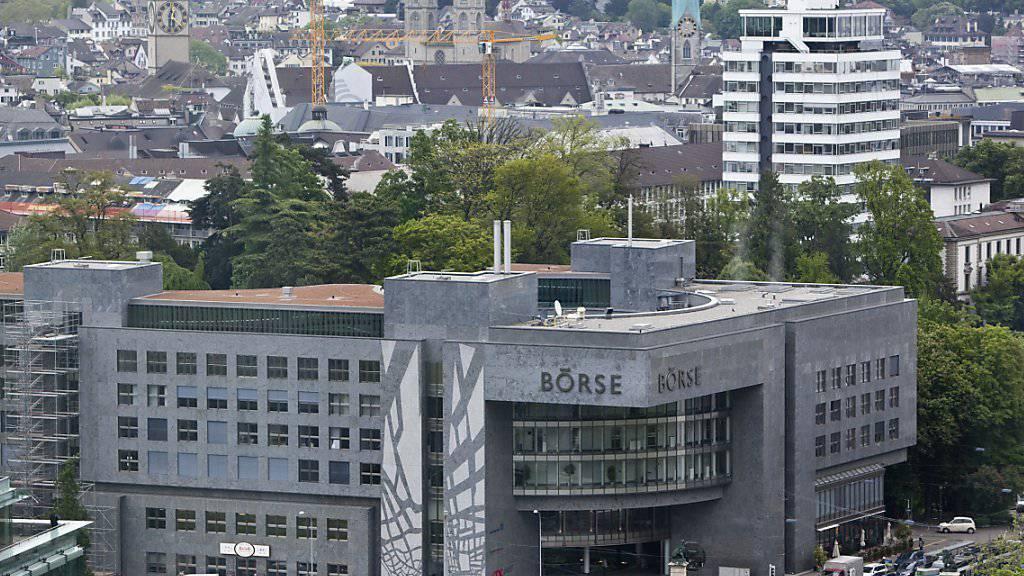 Die SIX Group, die Betreiberin der Schweizer Börse, hat von den weltweiten Börsenturbulenzen zu Jahresbeginn profitiert. (Archiv)