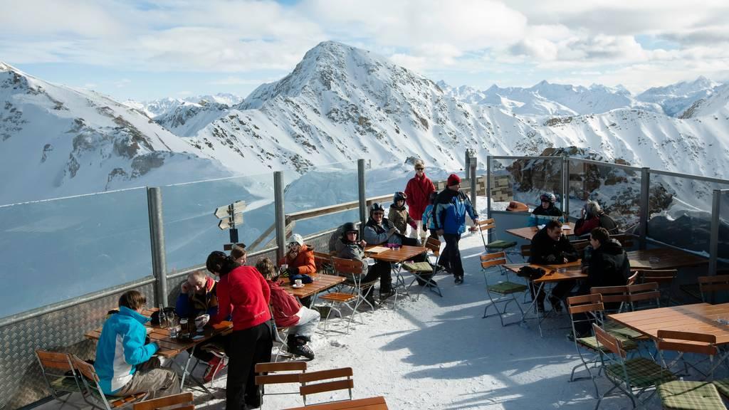 Knatsch um Restaurant-Terrassen in Skigebieten