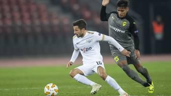 FC Zürich - AEK Larnaca